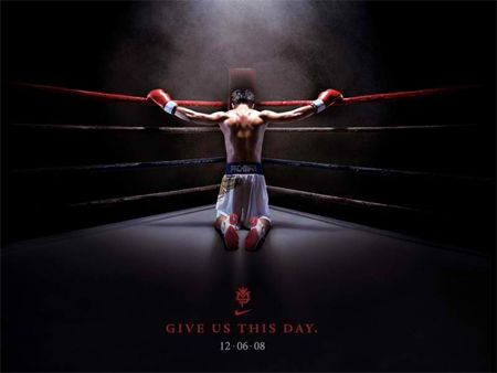 Manny Pacquiao: Give us this Day