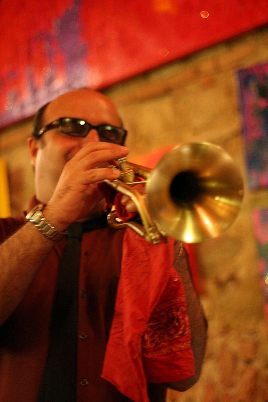 Live Jazz  in #Montepulciano #Tuscany ( at Locanda San Francesco's wine bar)