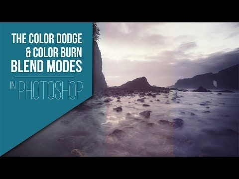 Photoshop Tips: Using Color Dodge-and-Burn Blend Modes for Better Nature & Portrait Photos (VIDEO) | Shutterbug
