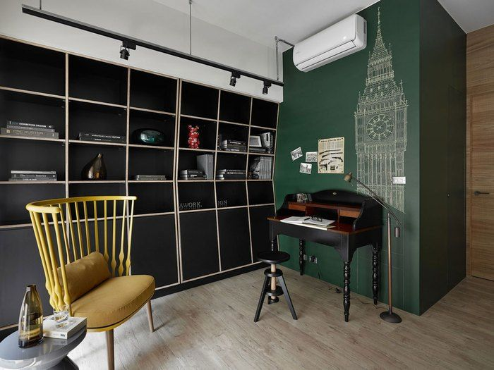 темно зеленые стены - Поиск в Google
