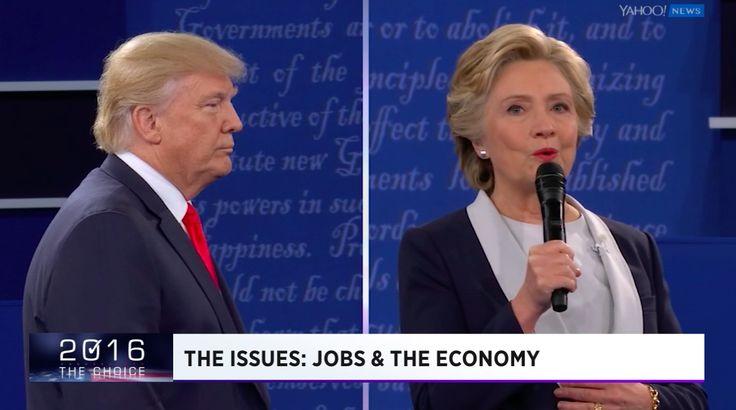 Hillary Clinton y Donald Trump tienen planes económicos muy diferentes, aunque por ahora podemos analizarlos a ambos sin grandes preocupaciones. De hecho, lo verdaderamente importante no son sus proyecciones sino lo que sucederá una vez que las elecciones acaben, el 8 de noviembre.