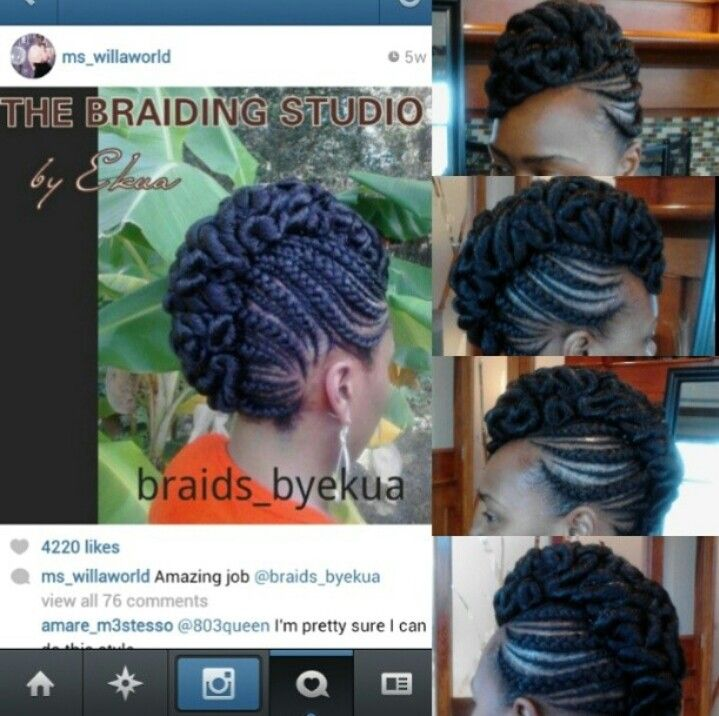Groovy 1000 Images About Hairstyles I Love On Pinterest Cornrows Hairstyle Inspiration Daily Dogsangcom