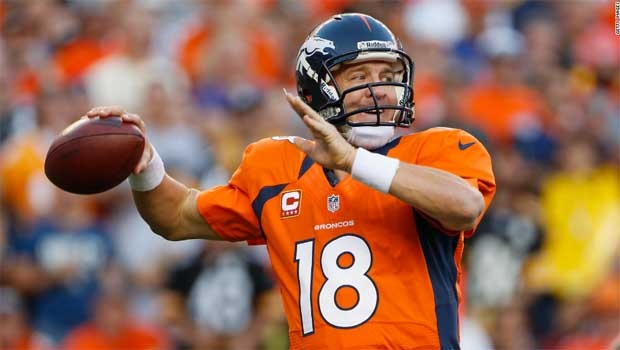 Peyton Manning is Back – If there were any concern for Peyton Manning's arm, they have been put to rest.  Peyton put up an amazing 192 QB rating against the number 1 defense in the NFL, and after 4 neck surgeries, and after nearly 2 years of playing…Whooooooooo. Now, that is what we call a statement.