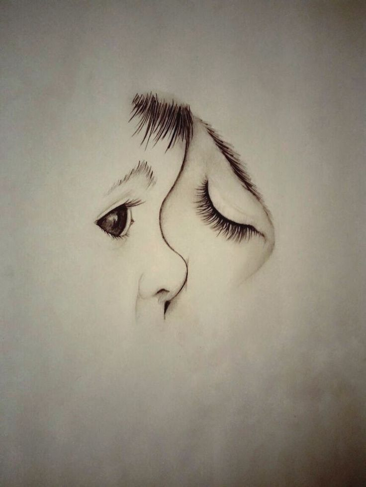 Mother Love Sketches Pencil Art Drawings Drawings
