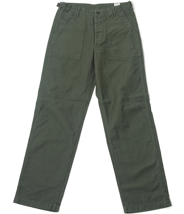 orSlow - US Army Fatigue Pants - OD Green Blue Jeans, Fatigue Pants,  Denim, Od Green, Army Fatigue, Us Army