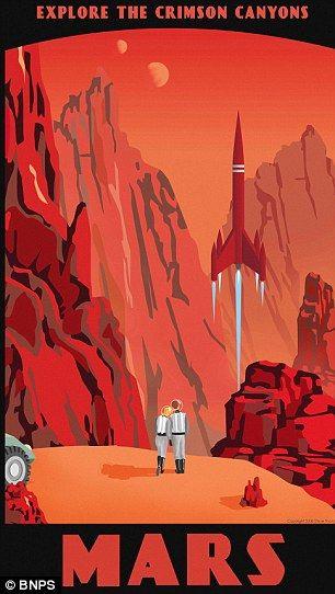 Holidays on Mars... http://dailym.ai/1mMY0G3#i-a87f0e5a
