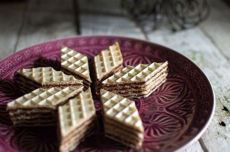 A handful of ingredients and minimal preparation. This is my easy recipe for Croatian oblatne - or chocolate wafer cake as some would call it.