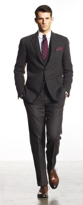 Ralph Lauren's Updated Sack Suit 2010