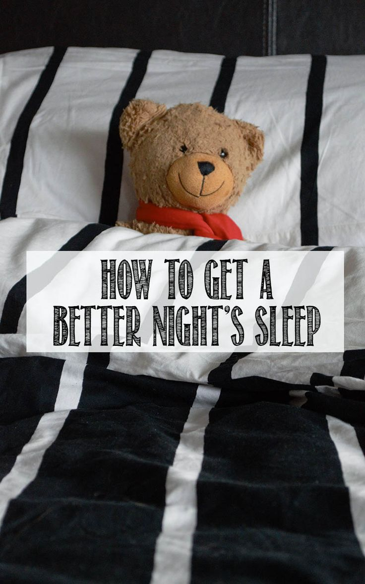 Bedding, mattresses and pillows are all so important for a good night of sleep, but what else can help? Clickthrough to read more.