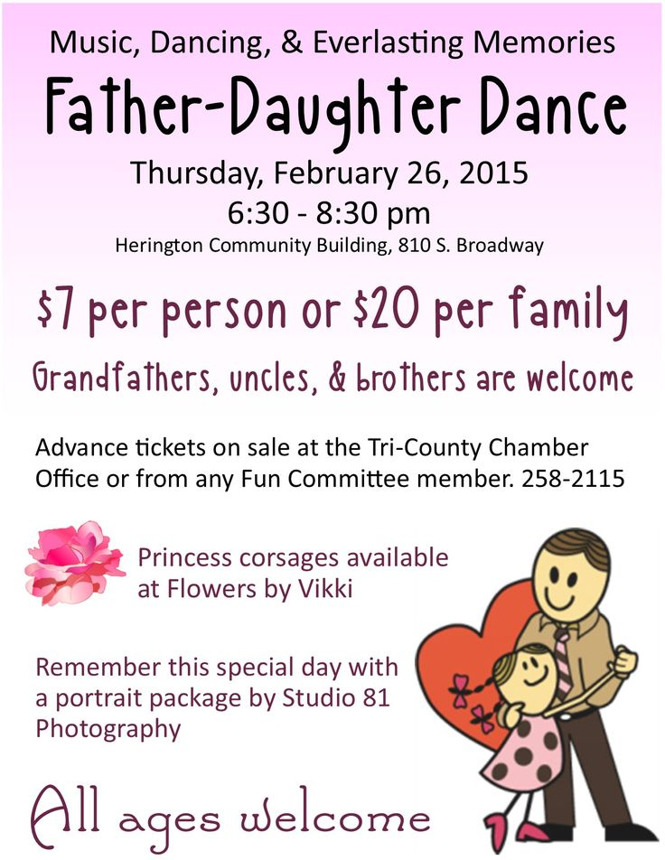 Father Daughter Dance!