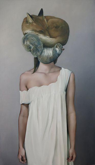 Amy Judd, SLUMBER MASK