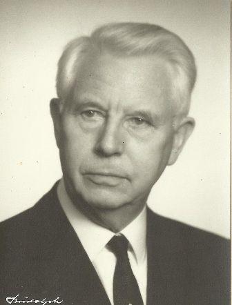 Bedstefar Lorenz Borst Lauritzen