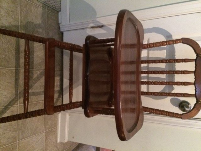 60 best Vintage High Chair images on Pinterest Antique high