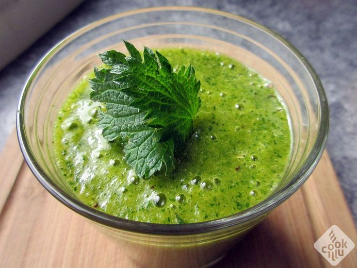 nettle-smoothie