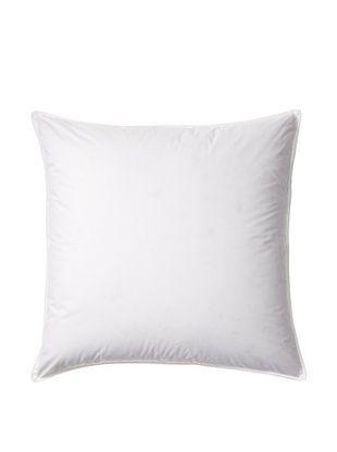 48% OFF Downright Cascada Summit Euro Medium White Goose Down Pillow (White)
