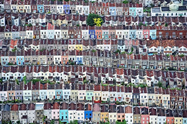 This is an amazing image. Bristol is an incredible, colourful and vibrant place to live. If you want to live in Bristol - talk to us about our affordable, stylish apartments: http://on.fb.me/HQnuik