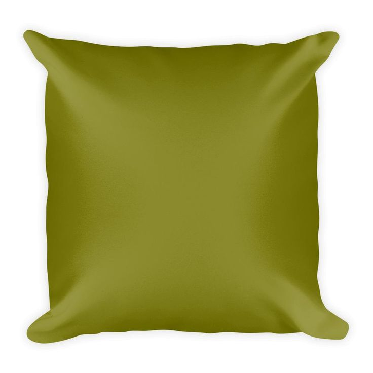 Olive Square Pillow