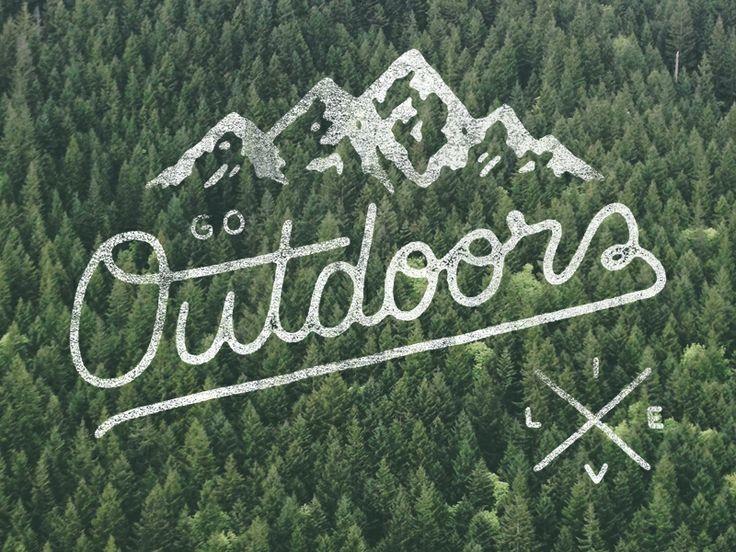 Go Outdoors. Live. / Zachary Smith
