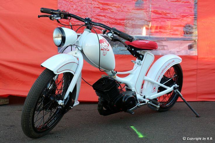 Simson SR2 Custom