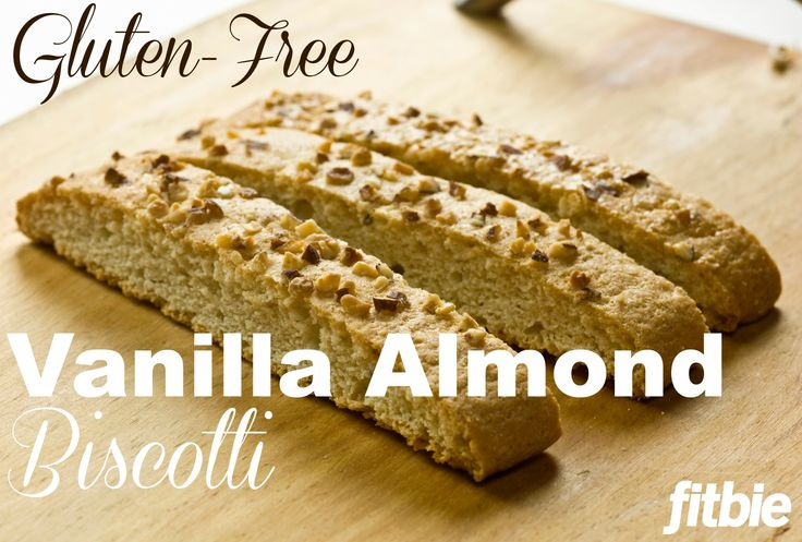 A #glutenfree, #sugarfree treat that'll soothe your sweet tooth.   Fitbie.com