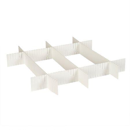Howards Storage World | Howards Fifi Drawer Separators 6cm High - 5 pack