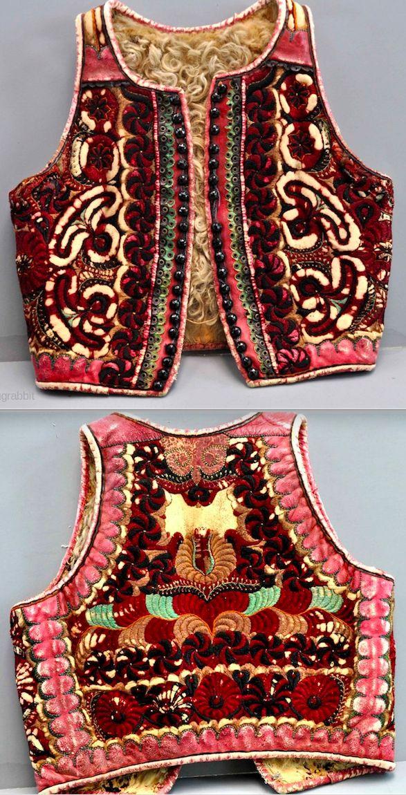 Hungarian vest