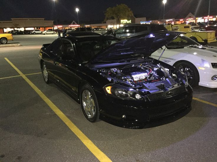 2006 Monte Carlo SS LS4 5.3 Only made for 2 years