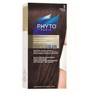 Prezzi e Sconti: #Phyto phytocolor 5 castano chiaro  ad Euro 13.90 in #Ales groupe italia #Cosmetici > capelli > colorazione