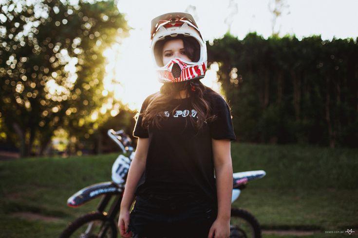 Capacete, motocross, menina, mulher, fotografia, sessão, Helmet, motocross, girl, woman, photography, session, moto, 15 anos, ensaio, 12 anos, fifteen, 15 years