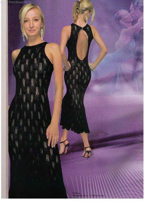 Crochet Flower Patterns Dresses by RussianCrochetBooks on Etsy, $6.99