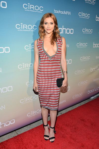Alyson Stoner Photos Photos - Alyson Stoner attends the boohoo.com Flagship LA Pop Up Store with opening party fueled by CIROC Ultra-Premium Vodka on April 1, 2016 in Los Angeles, California. - boohoo.com Launches Flagship LA Pop Up Store With Opening Party Fueled By CIROC Ultra-Premium Vodka