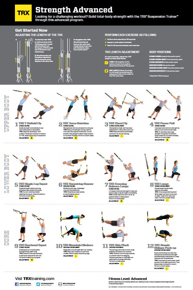trx training manual pdf free
