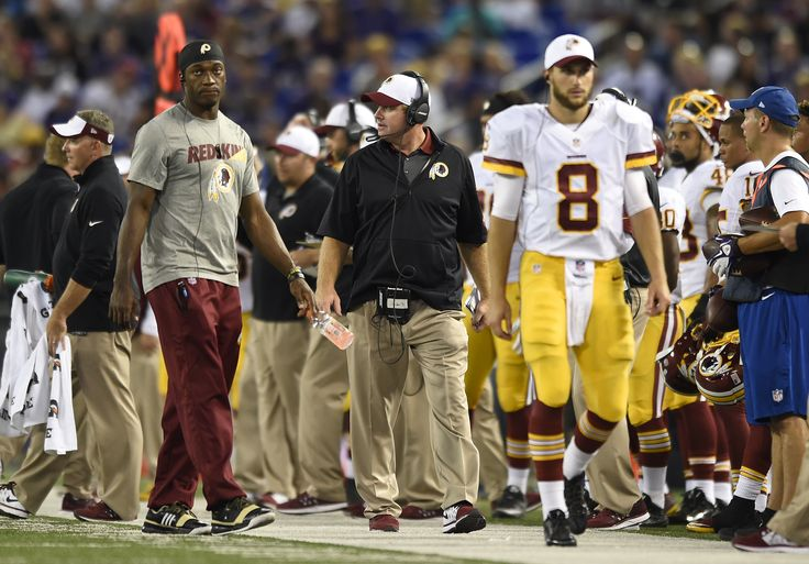 Jay Gruden and Kirk Cousins on Cousins being named the starting quarterback 'for 2015′