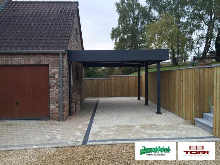 carport avec cabane mb43 jornalagora. Black Bedroom Furniture Sets. Home Design Ideas
