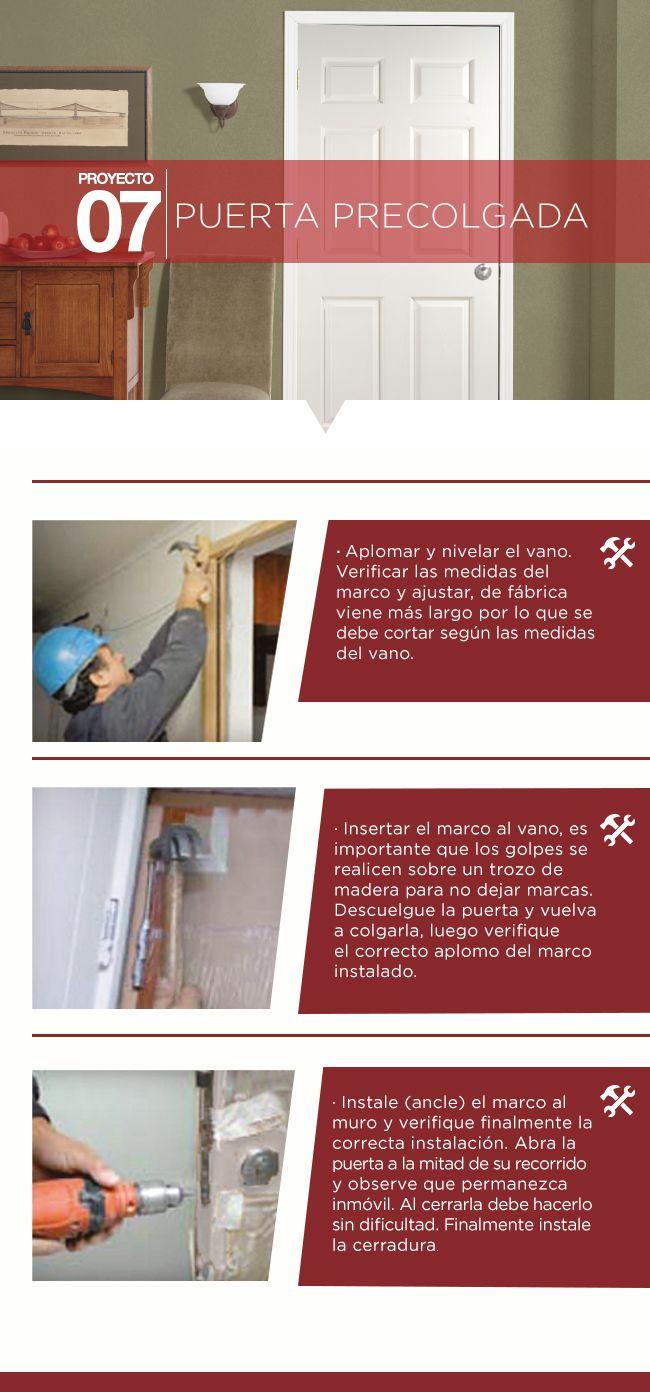 #Puerta #Terminaciones #Consejos #Proyectos #Easy