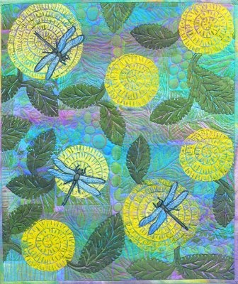 45 Best Dragonfly Quilts Images On Pinterest