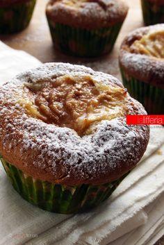 Muffin alle pere soffici come una nuvola