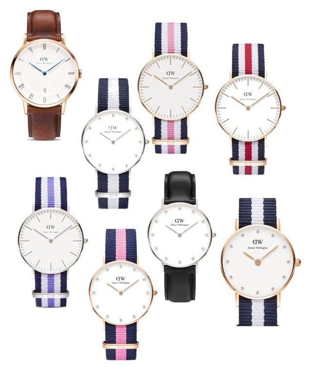 """#58"" by pauline-noyelles on Polyvore featuring beauté, Daniel Wellington…"