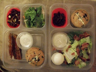 cold lunches for school