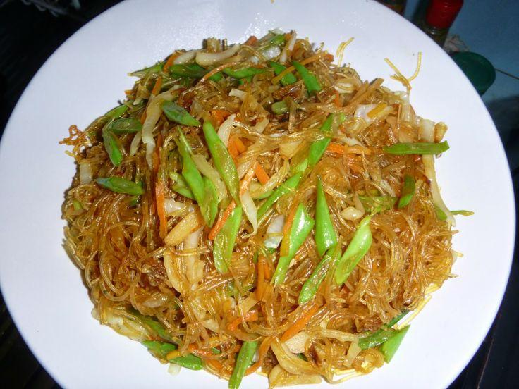 Masak Ala Mom Nayla: Tumis Soun dan Sayuran