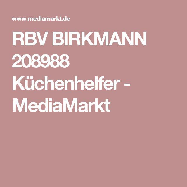 RBV BIRKMANN 208988 Küchenhelfer - MediaMarkt