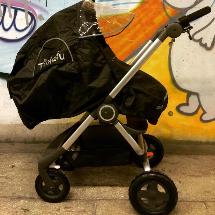 Tinkafu on Stokke scoot v2