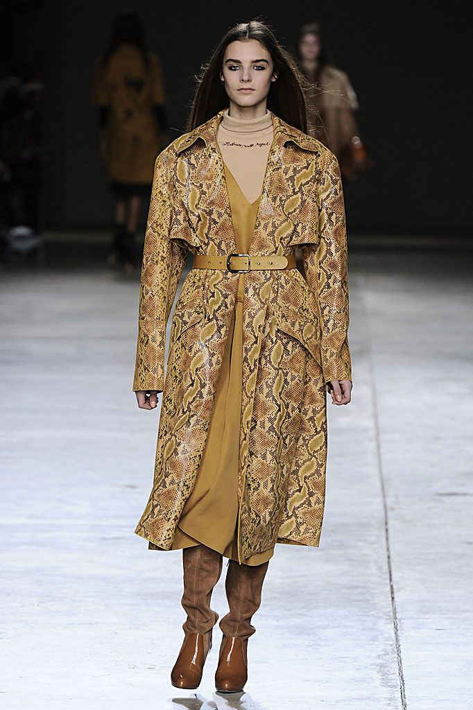 Topshop Unique, AW14 #LFW