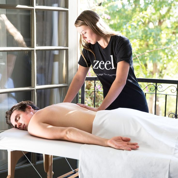 A Zeel Massage at the time and place you want, delivered 365 days a year. Choose Swedish massage, deep tissue massage, prenatal massage, or sports massage.