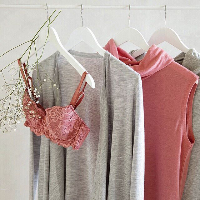 The perfect Autumn/Winter colour palette #loveintimo #brachat #feelgoodfit #getfitted