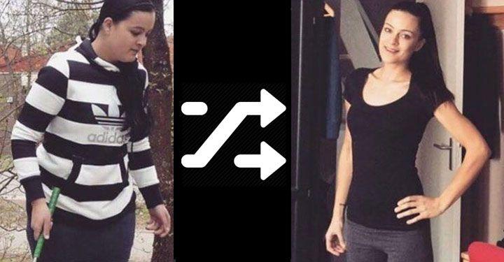 In anderhalf jaar 38 kilo afvallen. Een super knappe prestatie van Melissa! Hoe is dit haar gelukt?  Link: https://www.fitness-tips.nl/interview/interview-met-melissa