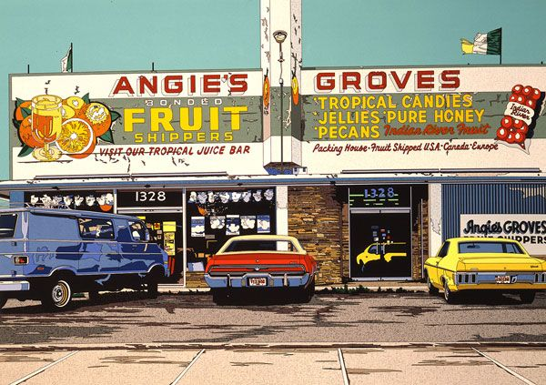 ANGIE'S GROVES
