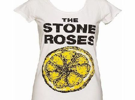 Amplified Vintage Ladies White Stone Roses Lemon T-Shirt from This awesome new Stone Roses tee features the trademark lemon image as seen on their self titled debut album which was released in 1989. And, if you would like to know the significance of the lemon, h http://www.comparestoreprices.co.uk/t-shirts/amplified-vintage-ladies-white-stone-roses-lemon-t-shirt-from.asp