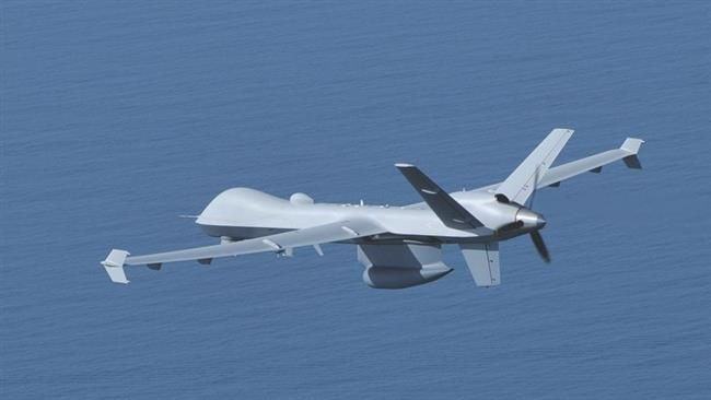 Trump approves sale of drones to India: Report BlackHouse, May 25 – The administration of US President Donald Trump has authorized the sale of more than 20 unarmed surveillance drones to India, the manufacturer says.   Last year, India submitted a request for 22 Guardian MQ-9B unmanned aircraft for maritime surveillance as part of a... http://blackhouse.info/trump-approves-sale-of-drones-to-india-report/