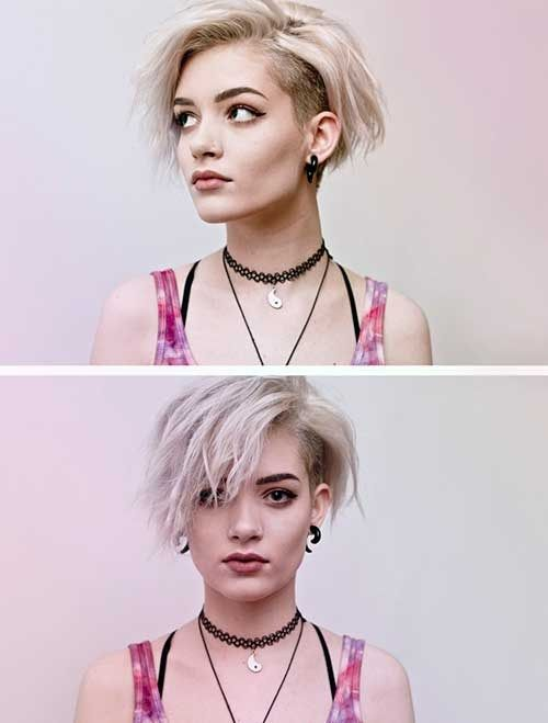 Ready for the chop? You're not the alone one and you've appear to the appropriate place. In this post, we accept calm the top abbreviate crew trends of the moment, including cuts like the pixie, the bob, baldheaded sides, bangs that we're seeing all over the place. So you demand a abbreviate circumscribed crew or …